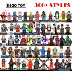 Sale Avengers Marvel DC Super Hero star wars mini Building Blocks bricks kids Toys Superman Batman spiderman legoes compatible