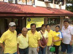 Fundraising for the construction of the multi-purpose hall of Rancho Estate Marikina City. Camp Aguinaldo Golf Club, Quezon City May 2014 Quezon City