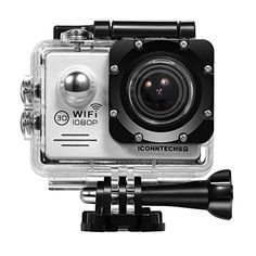 Hawkeye Firefly 6S 4K Sport FHD DV SONY 16M CMOS WiFi Waterproof Camera -- You can find more details by visiting the image link. (This is an affiliate link)