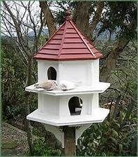 Diy dovecote plans free pinteres for Dove bird house plans