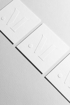 Brand Identity and Print Collateral for Marse by Minmoo Studio