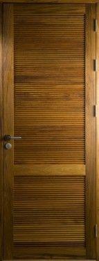 Florö - Exklusiva innerdörrar som är byggda i massiv teak | Bovalls dörrbyggeri