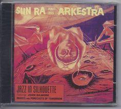 Sun Ra & his Arkestra CD Jazz In Silhouette John Gilmore Marshall Allen