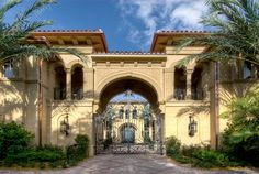 ...Old Florida Style Mansion