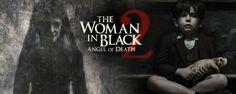 Η Γυναίκα με τα Μαύρα- Άγγελός Θανάτου | Verge