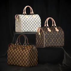 1c0250eb606 Louis Vuitton Speedy 25 Bag 3D Model .max .c4d .obj .3ds .