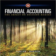 Organic chemistry 9th edition by l g wade pdf tetxbook solution manual for financial accounting the impact on decision makers 10th edition by gary a fandeluxe Gallery