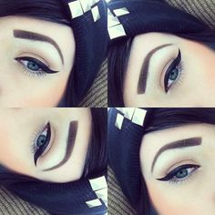 <3 Perfect Eyebroww and Wings