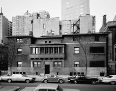 Virginia Duran Blog- Chicago Best Buildings for Architects - Charnley-Persky House by Frank Lloyd Wright and Sullivan 1950