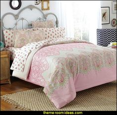 vintage victorian bedding Victorian Decorating ideas - Vintage decorating - Victorian Boudoir - Romantic Victorian Bedroom Decor - lace and ruffles bedding - floral bedding - victorian bedroom photos - Vintage decor - vintage themed bedroom for a girl