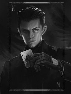 Six Of Crows Characters, Book Characters, Fantasy Characters, Fictional Characters, Fan Art, Freddy Carter, Kaz Brekker, Crooked Kingdom, The Darkling