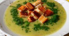 Już dawno myślałam o tym, by ogórki zielone wykorzystać również do zrobienia zupy kremu, bo skoro cukinia się nadaje, to czemu nie nada... Palak Paneer, Thai Red Curry, Ethnic Recipes, Food, Kitchens, Essen, Meals, Yemek, Eten