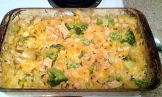 "Broccoli Chicken Casserole! 4.60 stars, 78 reviews. ""Very simple and it came out very well. I used pre cooked chicken strips and frozen brocolli and it tasted great."" @allthecooks #recipe #easy #hot #casserole #chicken #quick"
