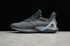 13fdfeaed Adidas Alphabounce Hpc Ams Pale Grey Really Cheap Shoe. Running ...