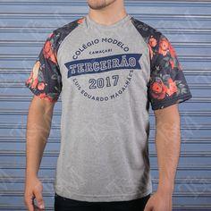 #camisetas #camisetaspersonalizadas #camisetaterceiroano #camisetaterceirao #camisetaformatura