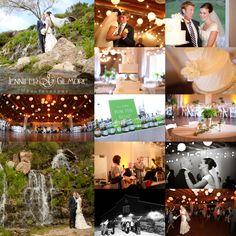 Strawberry Farms Wedding, barn, golf course, bride, groom, orange county, CA, reception, details, ideas, waterfall,