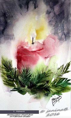 Résultats de recherche d'images pour « nikolaus aquarell » #watercolorarts