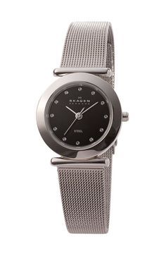 Skagen Mesh Band Watch available at #Nordstrom