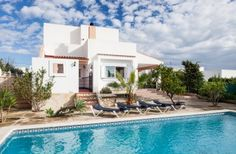 Ibiza trip this summer -  Villa 247 is a private 4 bedroom Villa in Ibiza Town with pool, wifi, barbecue area and walking distance to shops. Perfect for groups on a budget wanting to be close to Playa den Bossa and Ibiza Town.