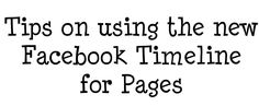 """If you use Facebook and get confused on how to navigate pages of blogs or businesses you """"like"""" with the New Timeline, these tips are helpful..."""