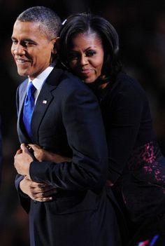 President Barack Obama and MichelleObama