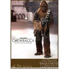 FIGURA STAR WARS - ESTATUA CHEWBACCA 1:6 … en Dvd de Ocasión, Figura de Hot Toys y Sideshow Collectibles a escala 1/6 representando a Chewbacca de la Guerra de las Galaxias. Tamaño: 36 cm