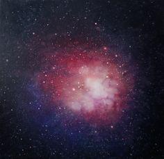 Origins (no 13) Oil on canvas, 80cm x 80cm www.patrick-odonnell.co.uk