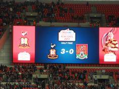 Bradford City Play Off Final.