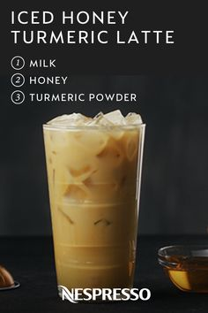 Not only is this Iced Honey Turmeric Latte sweet and tasty, but it's also good for you too. This easy-to-make recipe has sweet and earthy notes that you and your family are sure to enjoy. Click here to learn how to make this delicious coffee drink at home.