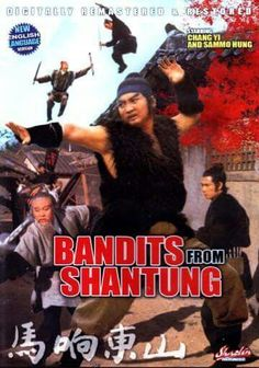Bandits from Shantung!