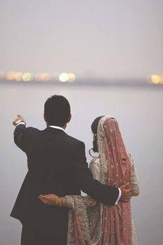 Photoshoot couple Wedding Married