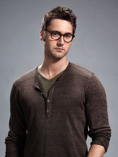 The Blacklist (TV show) Ryan Eggold as Tom Keen  And you just have to know this guy is up to no damn good!