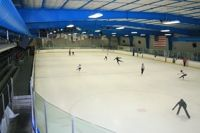 The Ice Factory of Central Florida.  Had such a great time with the kids here a couple of weekends ago. Gave us a little taste of home (Pennsylvania) for a few hours.