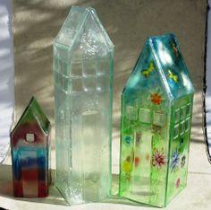 Fused glass ..LiNdA RuTH WiLSoN
