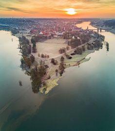 Pavasario potvynis #Kaunas #Lithuania