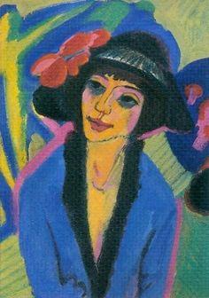 Ernst Ludwig Kirchner - Пошук Google