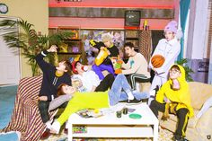 Block B Shares Member Teaser Images For 'YESTERDAY' – Kpopfans