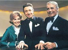 Peter Alexander mit Anneliese Rothenberger und Johannes Heesters