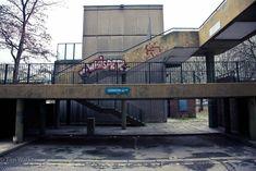 Heygate Estate, Elephant and Castle, London Council Estate, Council House, London Architecture, Architecture Design, Elephant And Castle, Unknown Pleasures, City Aesthetic, Street Photography, Urban Photography