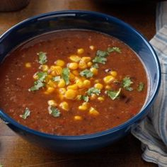 This is a nice warming soup on a chilly day. Lentils are so good for you, too! —Mary Smith, Columbia, Missouri Slow Cooker Soup, Slow Cooker Recipes, Crockpot Recipes, New Jersey, Pressure Cooker Black Beans, Bean Soup Recipes, Chili Recipes, Pureed Soup, Black Bean Soup