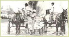 Vendedores de Kerosene