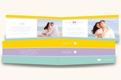 Hochzeitskarten online personalisieren und bestellen.