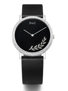 Piaget Montre inspiration Rose élégance http://www.vogue.fr/joaillerie/shopping/diaporama/montres-metiers-d-art-haute-couture-haute-horlogerie/21738/image/1126274#!piaget-montre-inspiration-rose-elegance