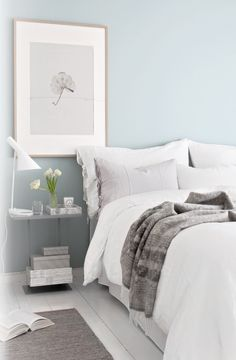 Teal in the bedroom - Stylizimo blog