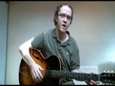 How to Play Acoustic Blues Guitar Part 1 - Playing Lead and Rhythm Together - YouTube