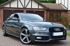 Audi A4 2.0 TDI Black Edition