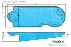 Trinidad 1b Viking Pools Custom Design Leisure World