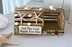 @laura You could make this so much cuter but lobster trap makes me always think of you lol