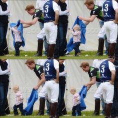 Prince Harry and Savannah