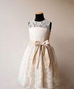 Princess Cute Flower Girl Dress, Cheap Kids Girl Dress, Flower Girl Wedding Gown-in Flower Girl Dresses from Weddings & Events on Aliexpress.com | Alibaba Group